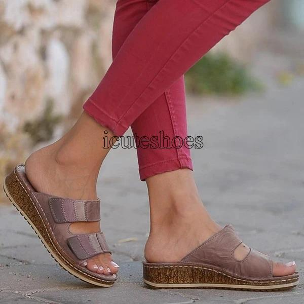 Slippers Women Shoes Fashion Casual Outdoor Beach Ladies