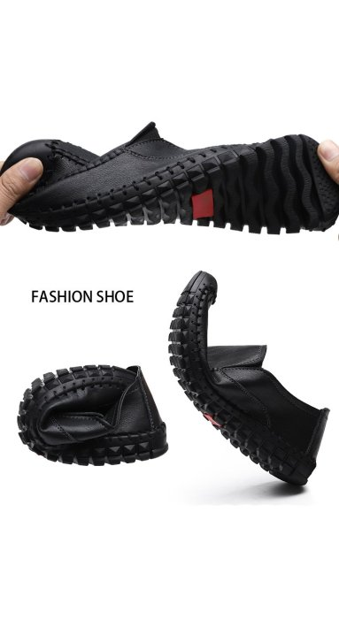 Man casual shoes Man shoes breathable lightweight offer day-long comfort Man Slip-on shoes