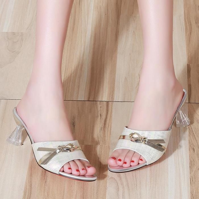 Sandals In Summer New Women's Cool Shoes Sexy Slippers for Women