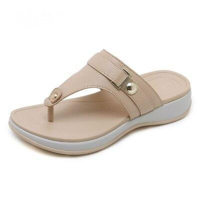 Summer Shoes Woman Sandals Slip On Slides Flip Flops Wedges Shoes For Women Beach Sandals