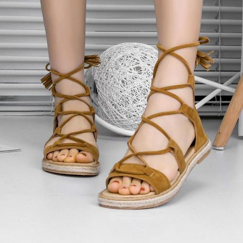 Bohemian Women's Sandals New Roman Sandals In Summer 2020