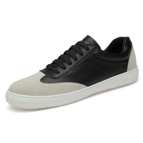 Men Leather Sneakers Fashion Man's Shoes Suede leather Casual Shoe Male Walking Footwear Leisure