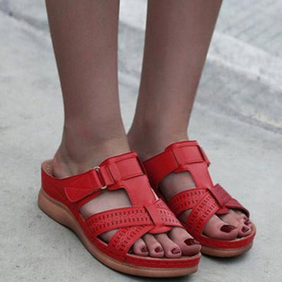 Flat With Flip Flop Slip-On Rubber Slippers