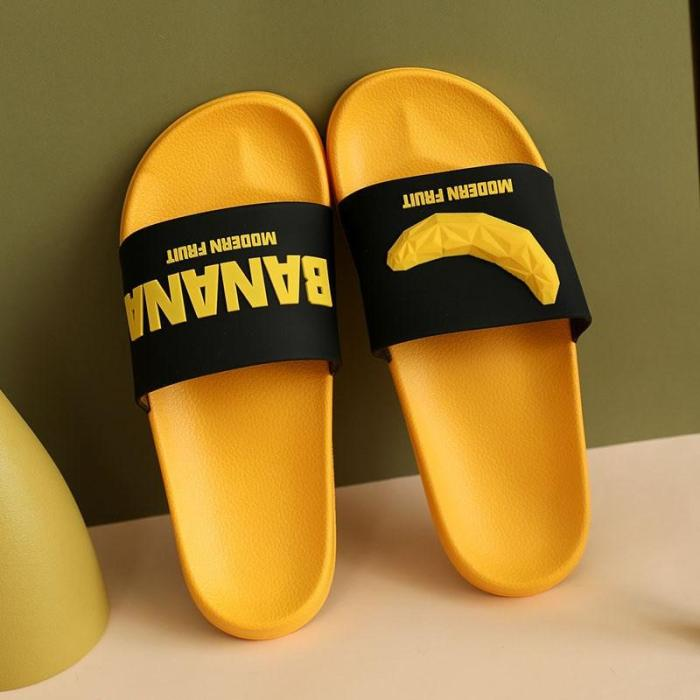Fashion Home Slippers Summer Women Indoor Flats Shoes