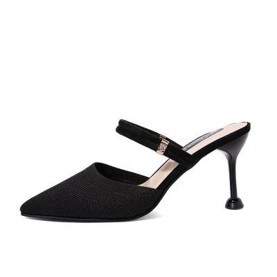Heeled Fashion Women Cool New Sandals Women's Shoe Wearing