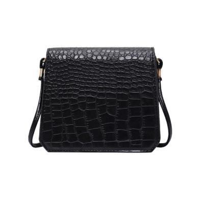 Leather Vintage Crossbody Bags for Women New Luxury Handbags Sac A Main Chain Mini Women's Shoulder Bag