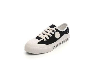 2020 Canvas Shoes Women's Flat Shoes Casual Lady Single Shoes