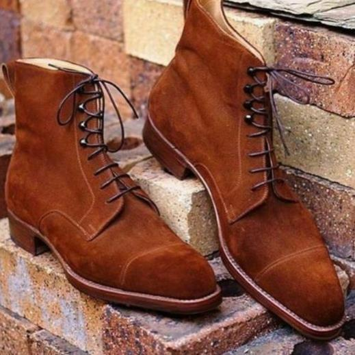Men Leather Fashion Shoes Low Heel Fringe Shoes Dress Shoes Shoes Spring Boots Vintage Classic Male Casual