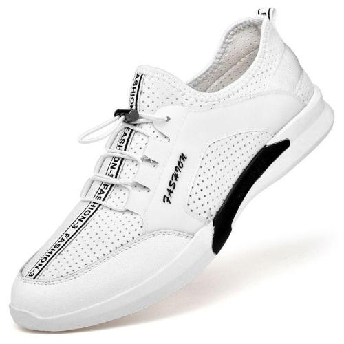 Men Sneakers Man Casual Shoes Fashion Mesh Shoe Breathable White Male Walking Footwear Soft New Arrival
