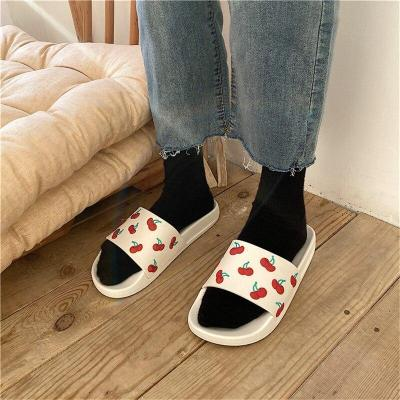 Cute Women Indoor Outside Slippers Girls Beach Slipper Ladies Home Shoes Fashion Slides