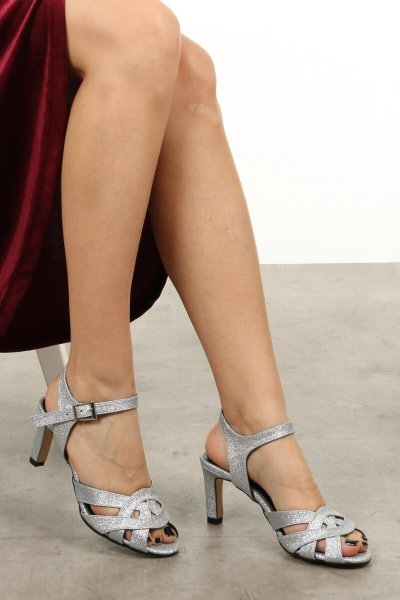 Leather Evening Dress Shoes Stiletto Genuine Leather Tacon Shoes Woman Thin Heels Pointy Pumps