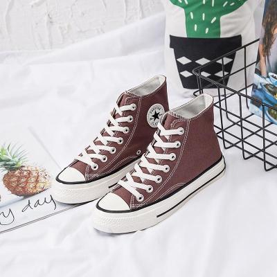 Canvas Shoes Women 2020 New Fashion Flats