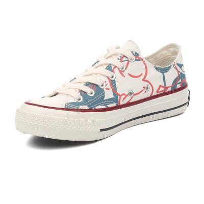 2020 Summer New Canvas Women's Shoes Summer Shoes Flats