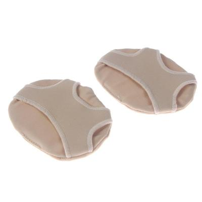 Fabric Gel Metatarsal Ball of Foot Insoles Pads Cushions Forefoot Pain Support Front Foot Pad Insoles