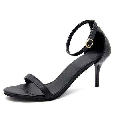 Sandals Women Summer New Buckle Women's Sexy Fashion Sandals Slim Shoes