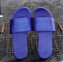 Flat Comfortable Home Women's Slippers Summer Home Flat Sandals