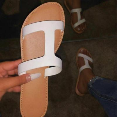 Beach Slippers Woman Slippers Casual  Female Slides Ladies Flip Flop Plus Size Casual Summer Shoes