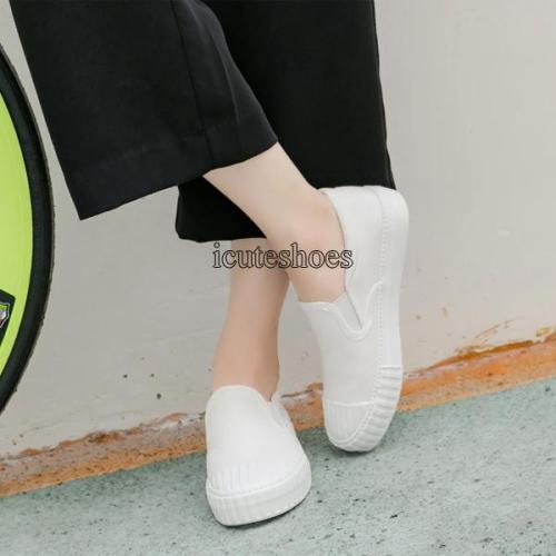 Versatile Basic Canvas Shoes Women's Summer 2020 New Shoes Flats