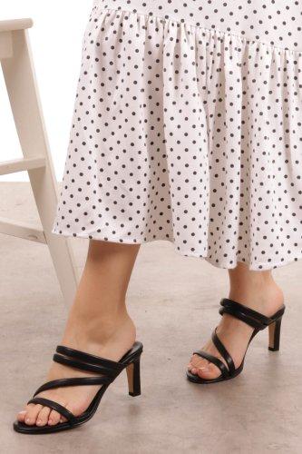 Womens Slippers Fashion High Heels