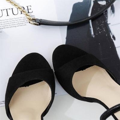 Women Summer High Heels Sandals Lady Pumps Female Fetish Gladiator Heels Shoes