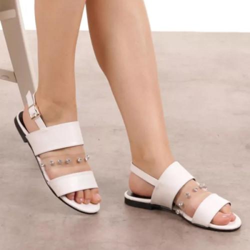 Sandals Summer Flats Chic