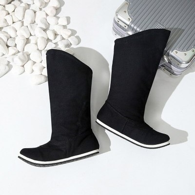 Knee High Boots Winter Warm Shoes Women 2020 New Women Snow Boots Plush Inside Good Quality Thigh High Boots Women