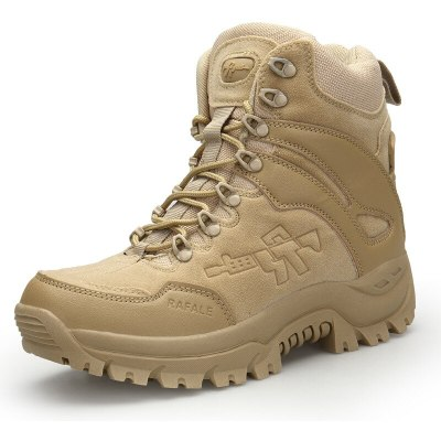 Men's Military boot Combat Mens Ankle Boots
