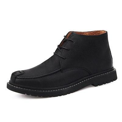Mens Fashion Shoes Men Casual Shoes Flats Male Leather Shoes