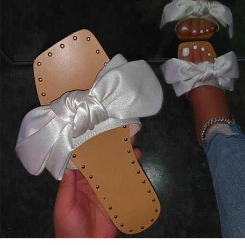 Women's Slippers Beach Female Jelly Shoe Band Slides Shoes