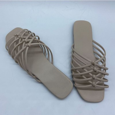 Women's Casual Comfort Slides  Outdoor Female Beach Shoes Plus Size