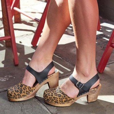 women shoes summer chunky high heels gladiator pumps sandal