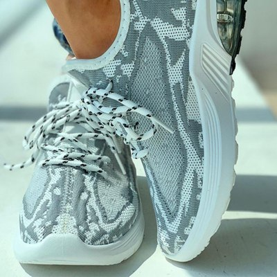 Fashion Knitting dirving walking Sneakers Cosy Women Flats