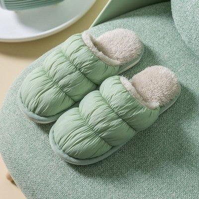 Women Fluffy House Slippers Ladies Warm Shoes Winter Fashion Woman Slipper Shoe Female
