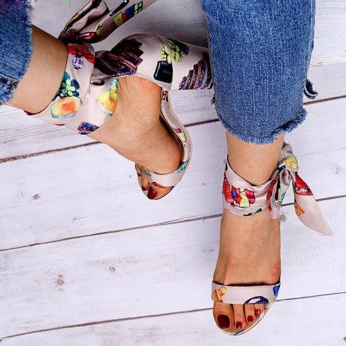 Women High Heels Sexy Sandals Summer Lady Shoe Party Heels