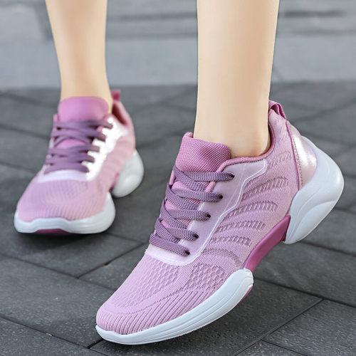 Women Sneakers Running Shoes Girls Wedge Sneakers