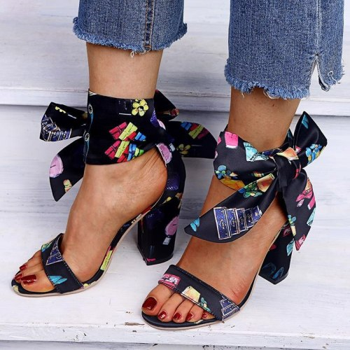 Women High Heels Sexy Sandals Summer Lady Shoe Party Heels