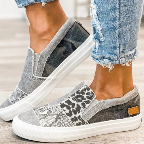 Women Flat Shoes canvas sneakers Shoes Ladies casual Beach Party