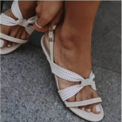 women summer sandals fashion women shoes flats casual beach ladies