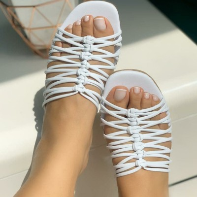women summer slippers fashion flat beach women shoes casual outdoor slippers
