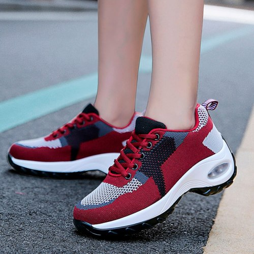 Sneakers Casual Sports Running Shoes Ladies Walking Females