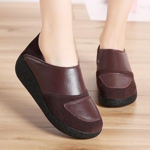 Women Shoes Casual Ladies Solid Sneakers shoes Flat Female Loafers