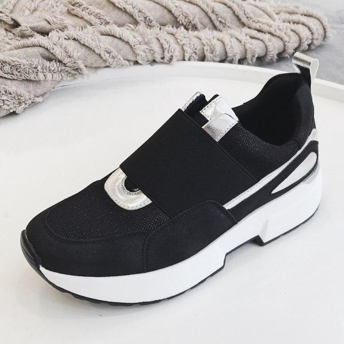 Sneakers Women Shoes Flats Platform Chunky Fashion Casual Walk shoes