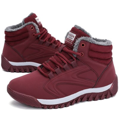 Warm Ankles Boots Casual Shoes Outdoor Sports Women's Shoes Walking Hiking Shoes