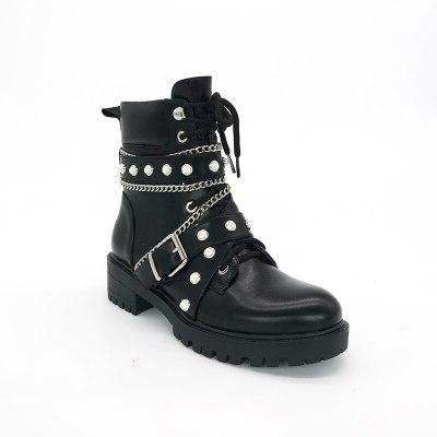 Boots Winter Women's mid-calf Boots Wedge Platform Boots