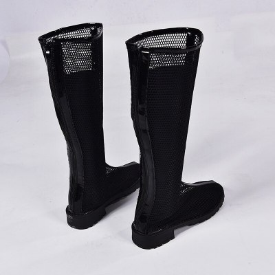 Women Boots Heels Black Fashion Sexy Party Female Shoes Ladies