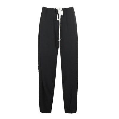 Streetwear Women Pants Loose Fashion High Waist Female Casual Trousers
