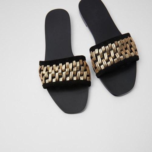 Women's Shoes Flat Sandals Female Slippers