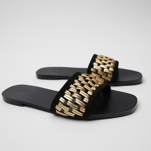 Women's Shoes Flat Sandals Female Slippers
