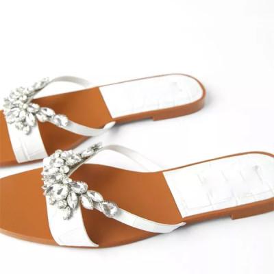 Summer Flat Women's Flat Beach Shoes Sandals Women's Shoes