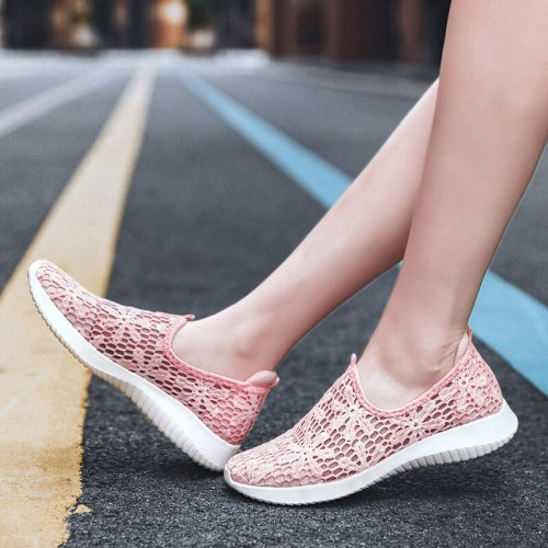 Women Fats Shoes Slip On Plus Size Shoe Sneakers Flat Casual